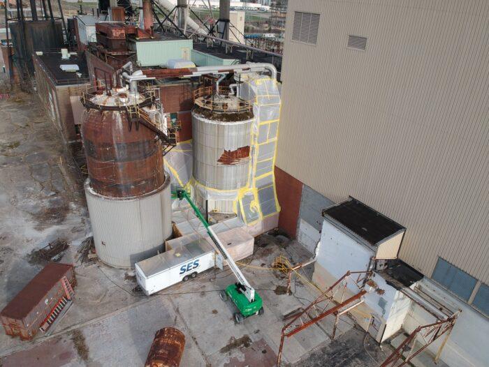 Asbestos Abatement/Utilities Separation/Environmental Decommission, Eastern Michigan