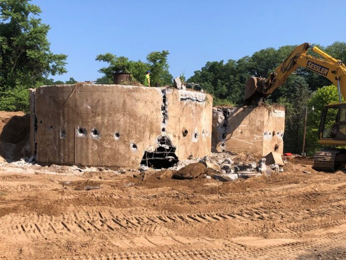 Digester Decommissioning, Western NY