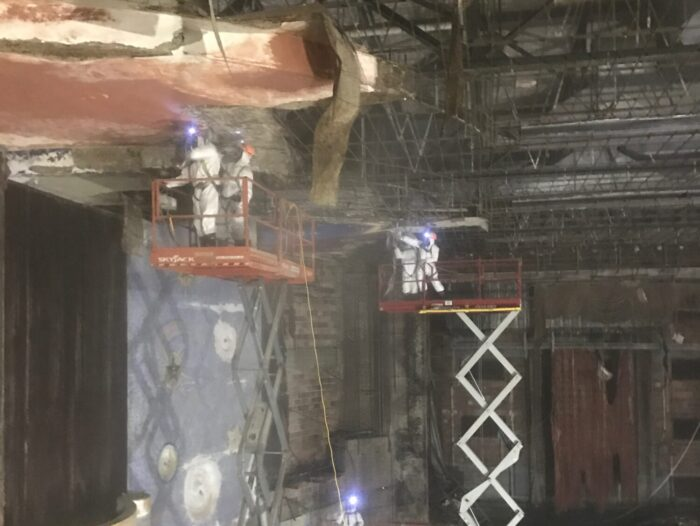 Asbestos Abatement & Oil Tank Cleaning, Central NY