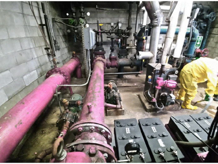 Ink Cleaning / Mercury Spill Remediation, Western NY