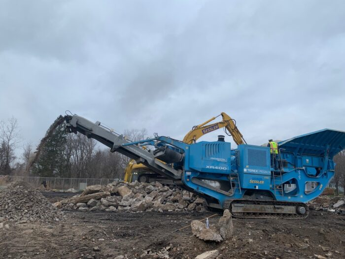 Abatement, Above and Below Grade Demolition and Clean-up, Western NY