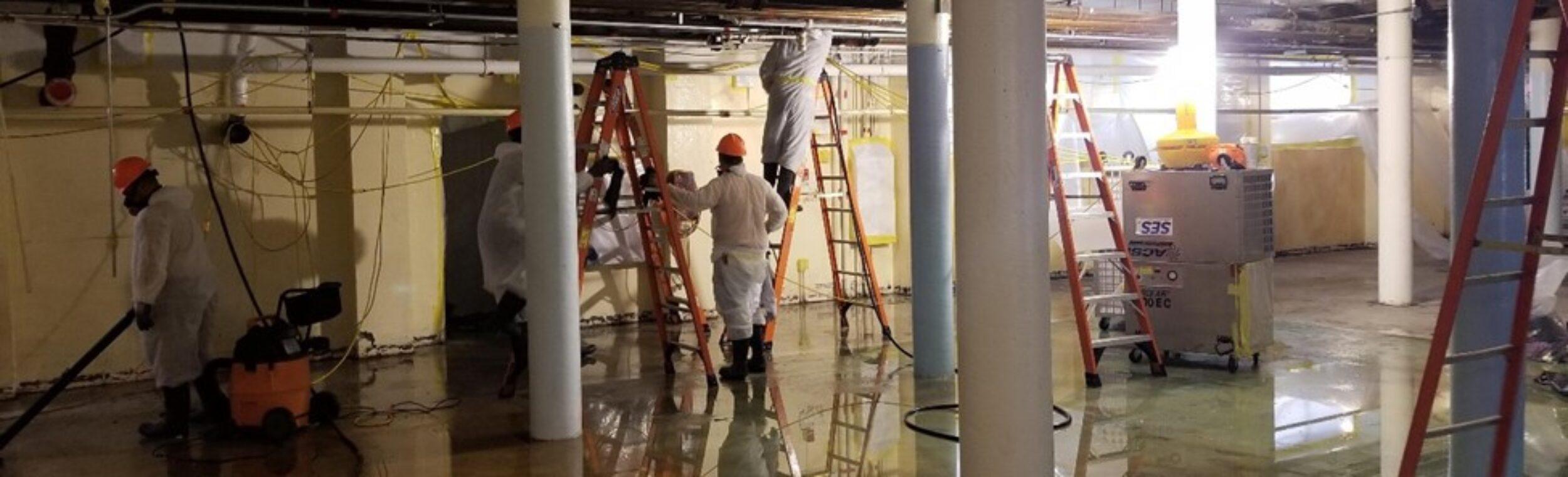 Asbestos Contaminated Demolition Central Ny 1