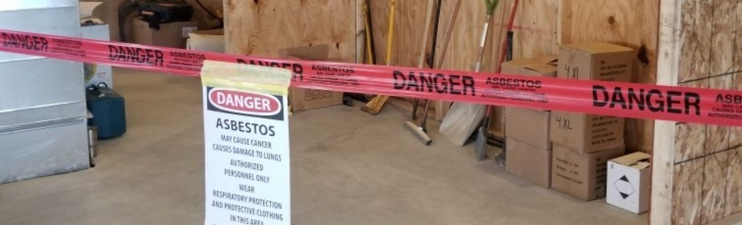 Asbestos Contaminated Demolition Central Ny 3