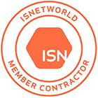 ISNET World Member Contractor Logo