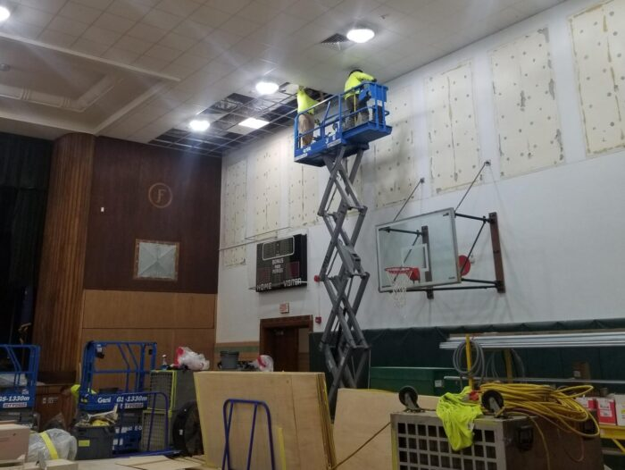School District Emergency Fire Restoration, Southern Tier NY