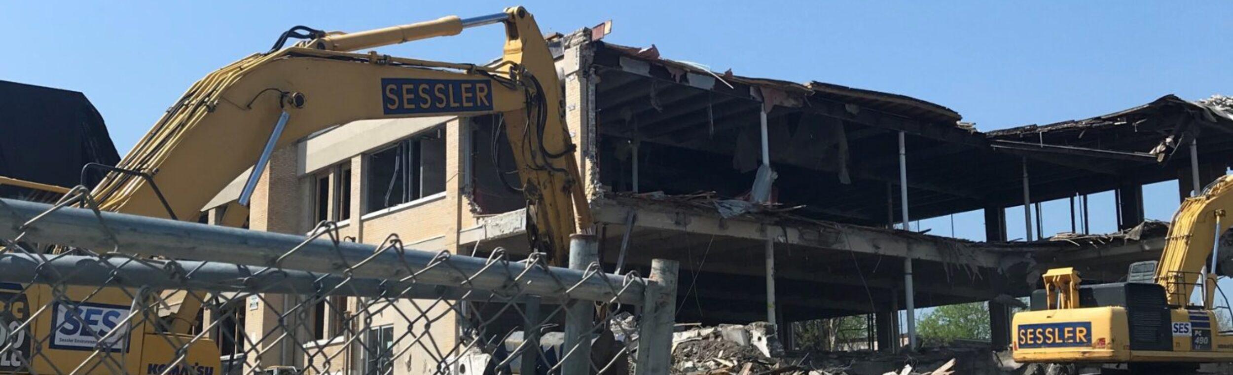 Sessler Environmental Demolition