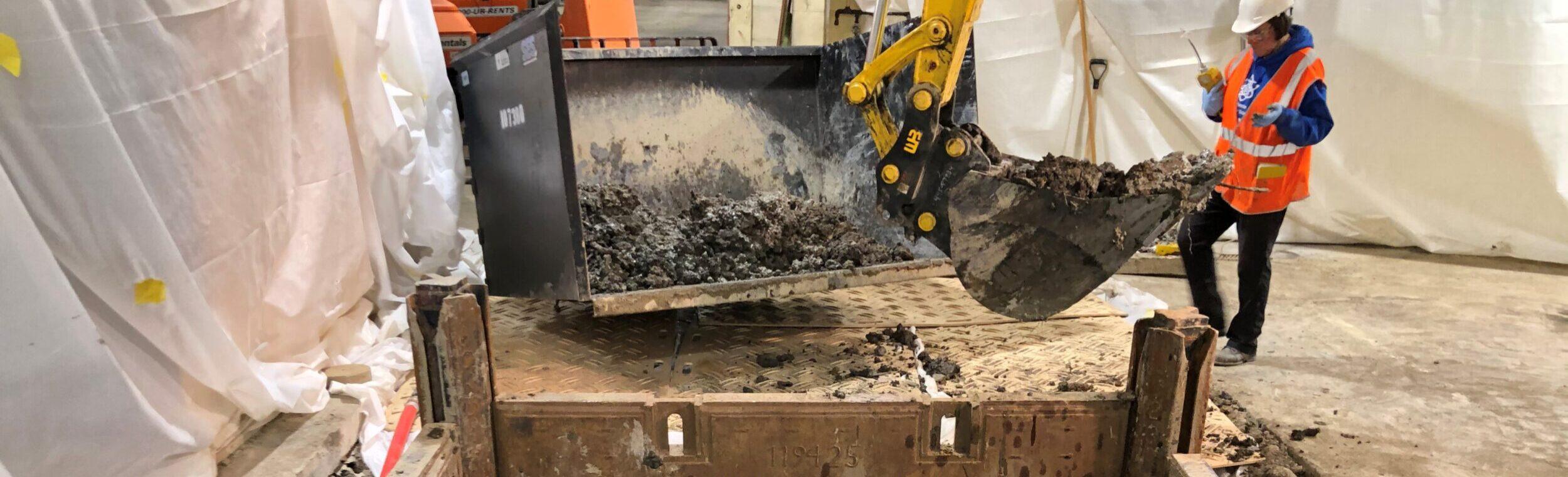 Sessler Environmental Services Ses Jamestown Dig Remediation